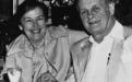 Margaret og Bent Scheving, stofnendur sjóðsins.
