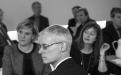 Frá úthlutun úr sjóðnum í Hannesarholti 21. desember 2013.