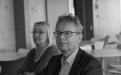Frá úthlutun úr Eggertssjóði á Litla torgi Háskólatorgs 24. júní 2015.